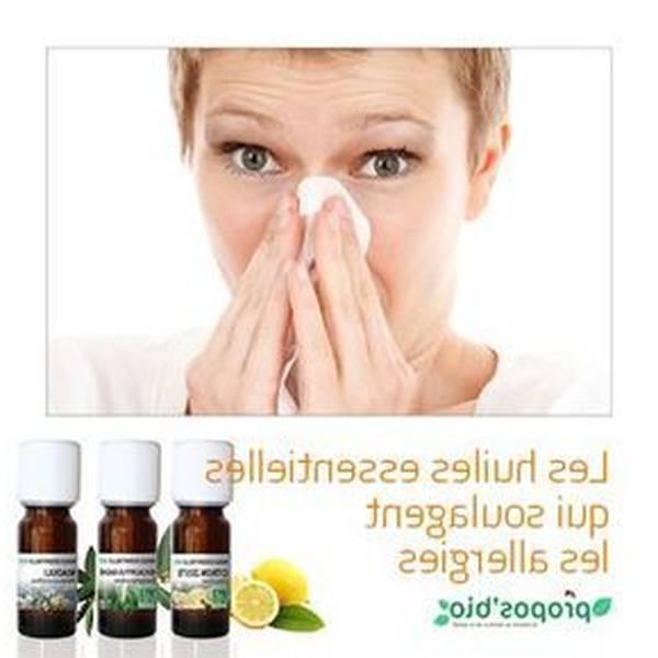 Huile essentielle nez bouché - Meilleures offres
