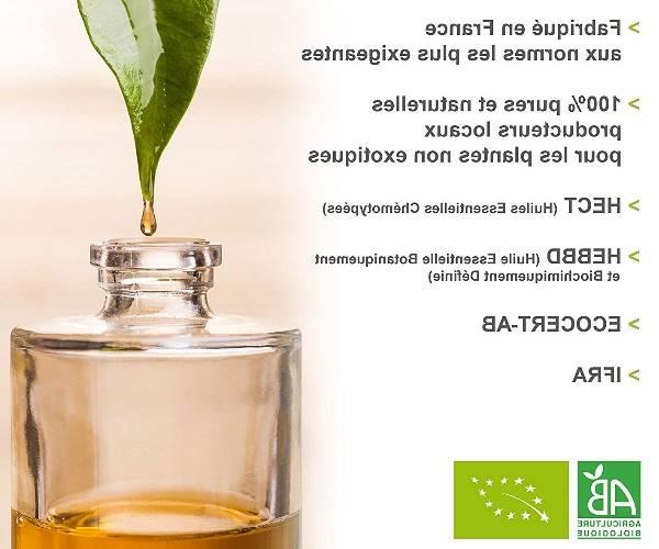 niaouli huile essentielle