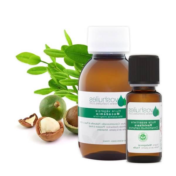 ravintsara huile essentielle