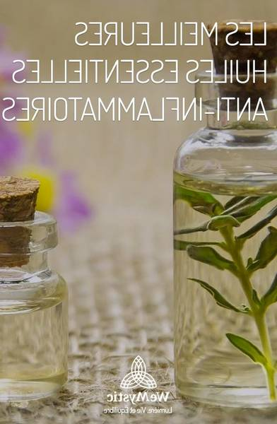 menthe poivrée huile essentielle